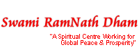 A spiritual center working for global peace & prosperity